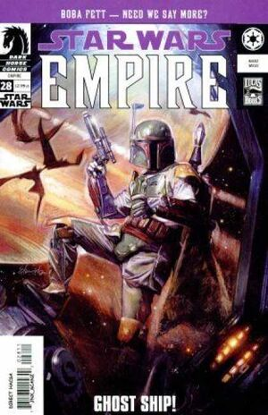Star Wars Empire Vol 1 28