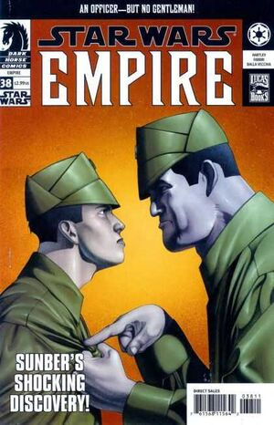 Star Wars Empire Vol 1 38