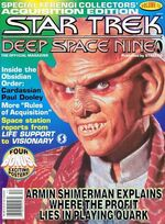 DS9 magazine issue 12 cover