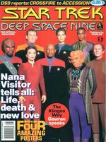 DS9 magazine issue 16 cover