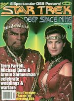 DS9 magazine issue 22 cover