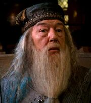 Albus Dumbledore