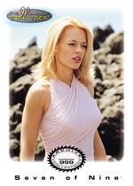 Seven of Nine expansion card S2