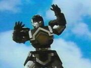 MMPR Black Shogunzord