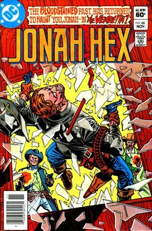 Cover for Jonah Hex #66