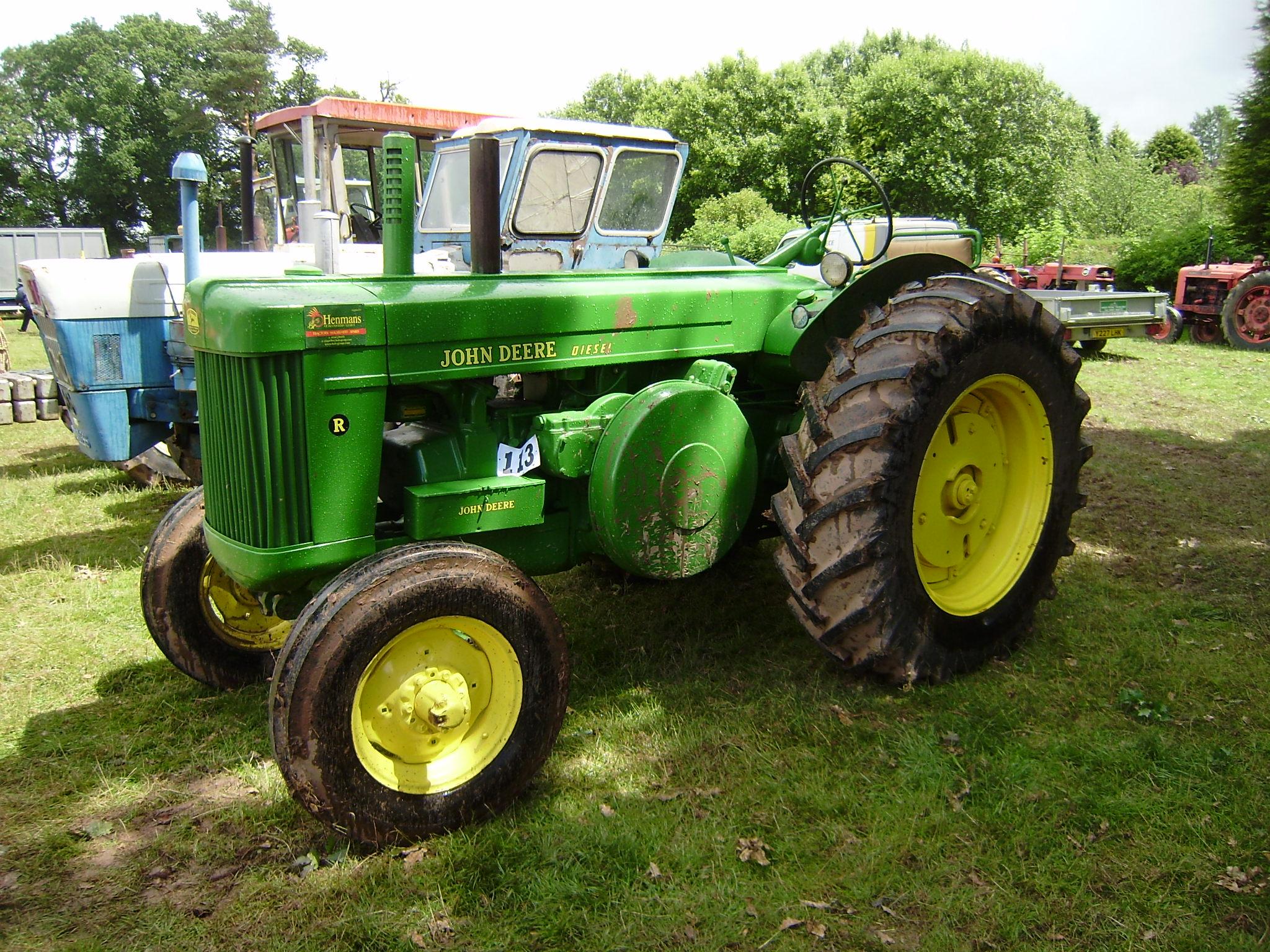 List of John Deere tractors - Tractor & Construction Plant ...