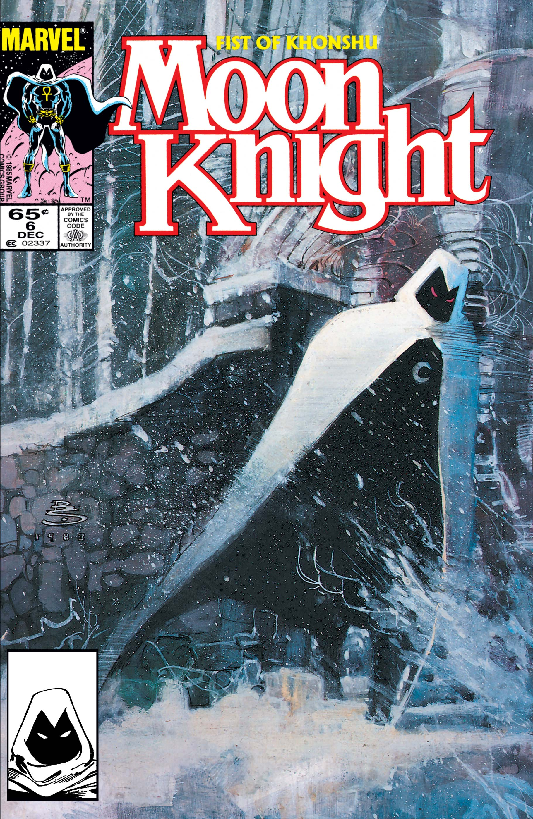 Classic Comic Covers - Page 3 Moon_Knight_Vol_2_6