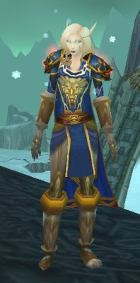 Fordragon Battle Mage