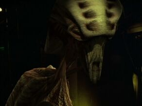 Species 8472 close-up