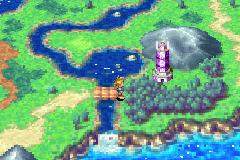 Venus Lighthouse - The Golden Sun wiki - Dark Dawn, Lost ...