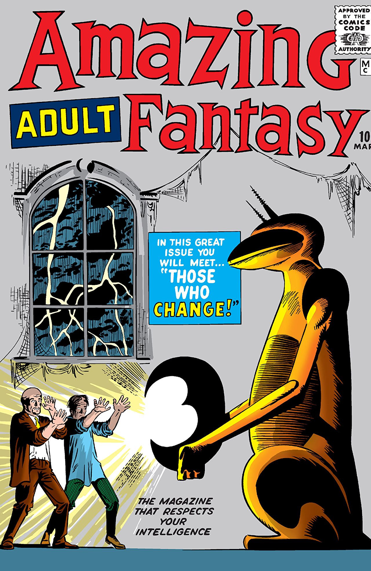 Amazing Adult Fantasy Vol 1 #10