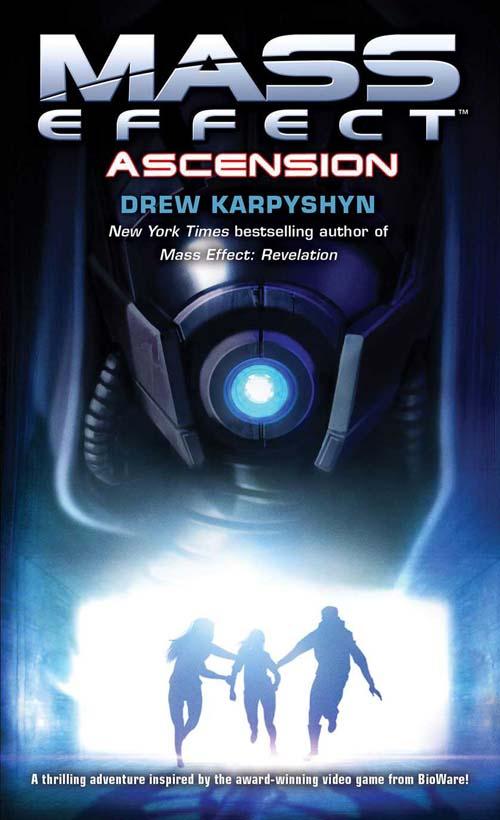 Mass Effect: Ascension Bk. 2 by Drew Karpyshyn (2008, Paperback)