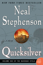 Cover of Quicksilver Trade PB 9780060593087