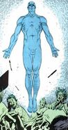 Doctor Manhattan reappears