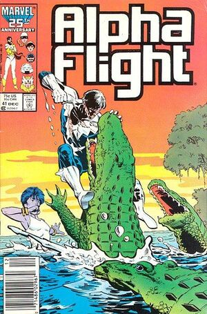 Alpha Flight Marvel Volumen 1 #041 a #050 Español PL Comics en CBR