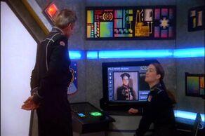 Sheridan and Ivanova on helping the Narn escape the Centauri