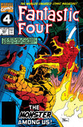 Fantastic Four Vol 1 357