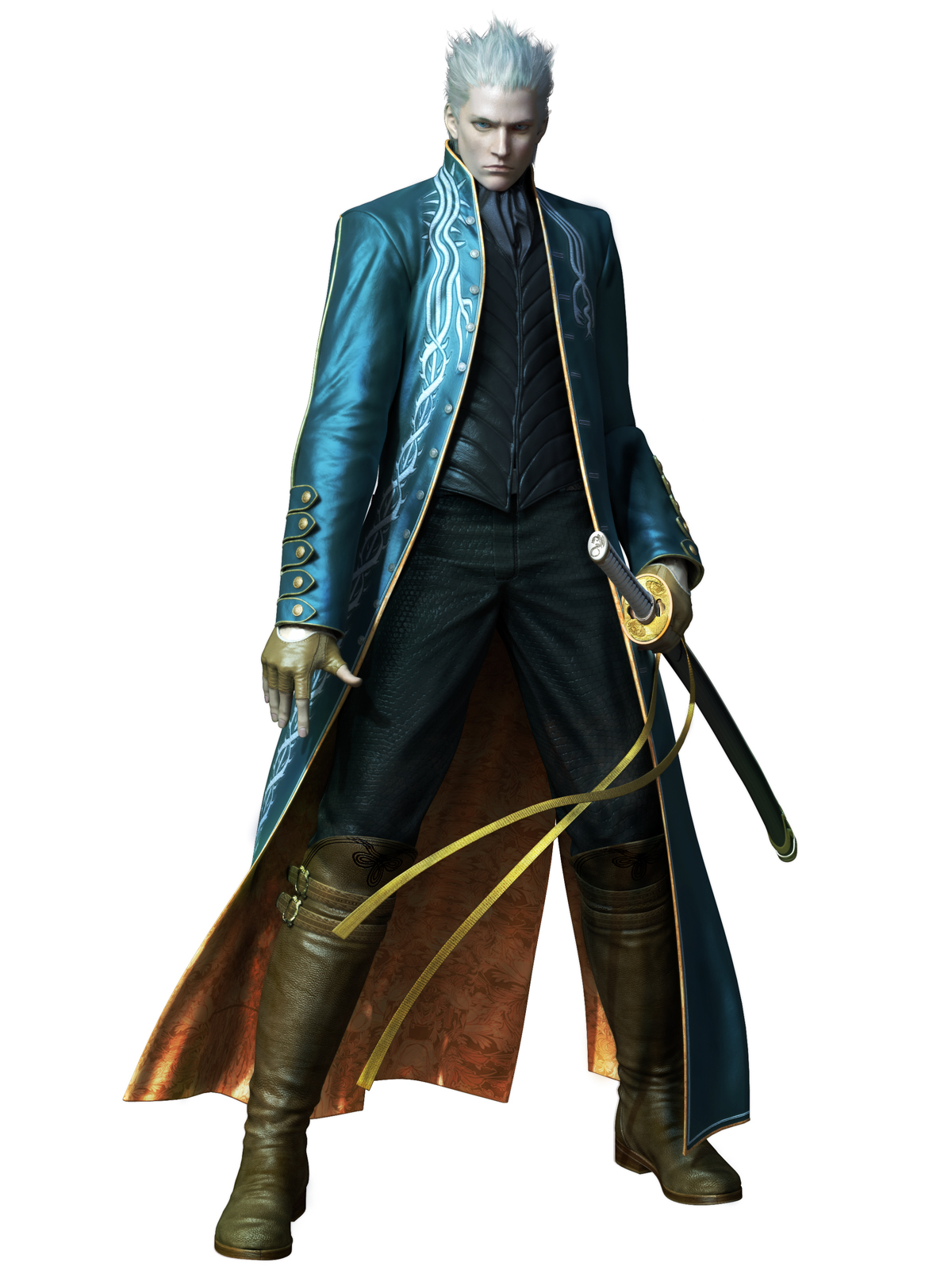 Vergil - Devil May Cry WikiVergil Devil May Cry 5