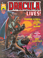 Dracula Lives Vol 1 6