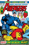 Avengers Vol 1 136