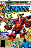 Avengers Vol 1 198