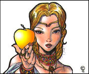 Eris-apple