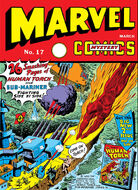 Marvel Mystery Comics Vol 1 17
