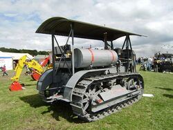 Caterpillar 60 Crawler