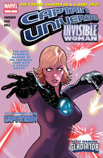 Captain Universe Invisible Woman Vol 1 1