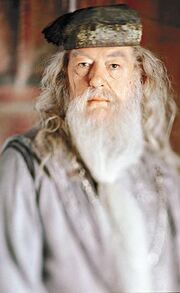 Albus Dumbledore promo