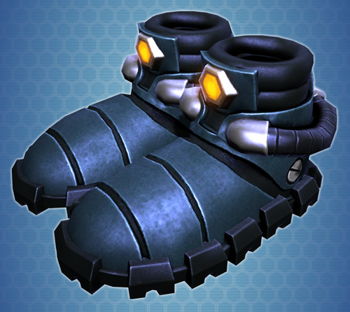 how to make rocket boots
