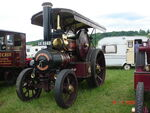 Fowler tractor sn 19456