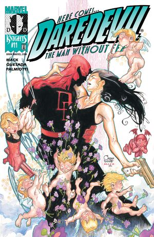 Daredevil Vol 2 11