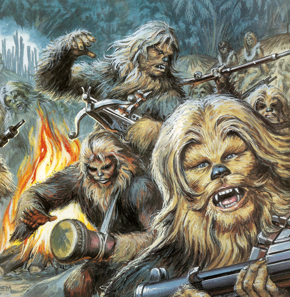 Star Wars Wookie