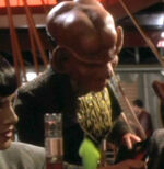 Ferengi waiter, The Maquis Part I