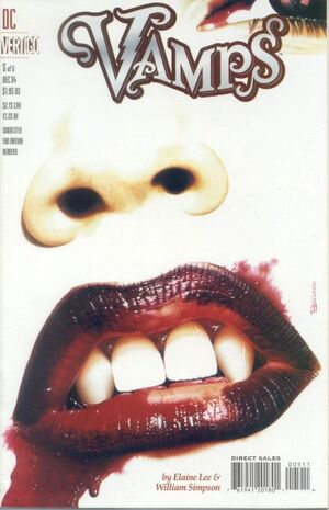 Cover for Vamps #5