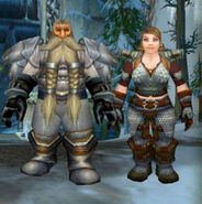 Ironforge Dwarves
