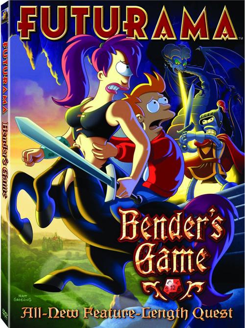 Futurama : Bender's Game | Multi | DVDRiP| FRENCH