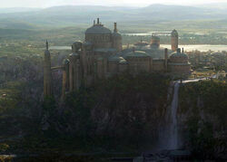 Theed Palace