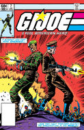 G.I. Joe A Real American Hero Vol 1 7