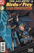 Birds of Prey Batgirl 1