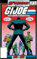 G.I. Joe A Real American Hero Vol 1 86