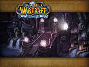 Gundrak old loading screen