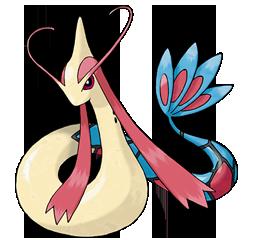 cual es el pokemon mas fuerte de todos??   Milotic