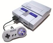 Super Nintendo Entertainment System-USA