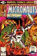 Micronauts Vol 1 29