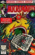 Micronauts Vol 1 30