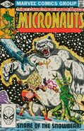 Micronauts Vol 1 32