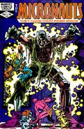 Micronauts Vol 1 43