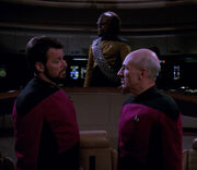 Picard riker enterprise bridge - evolution